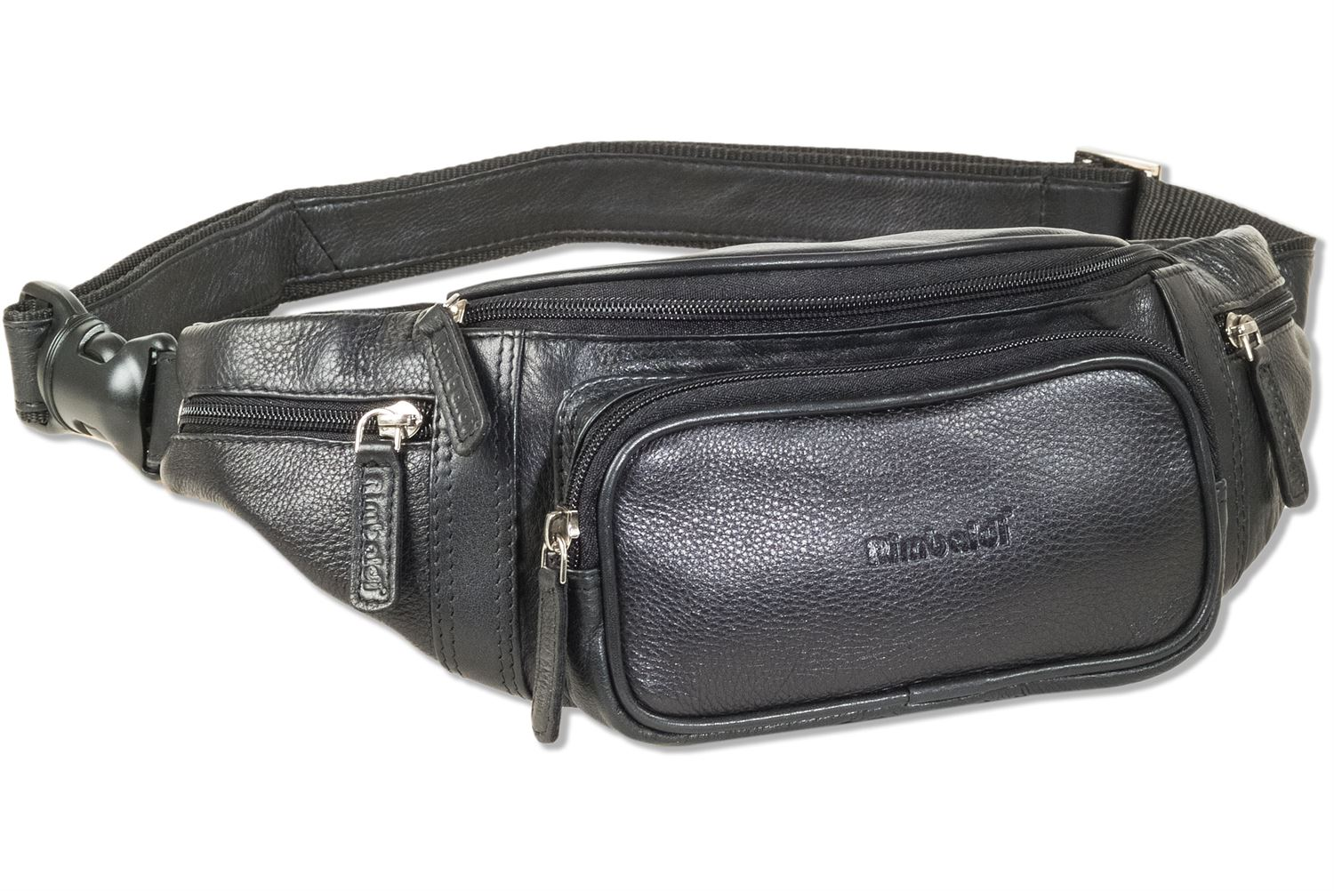 59b1ed7fa50 Rimbaldi® Large belt bag provides ample space by an extra front pocket