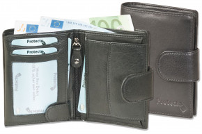 Protecto -Calfleather wallet, panel format