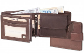Rimbaldi® Landscape wallet with indoor and outdoor bar