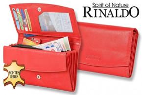 15 Stück Rinaldo® Probiersortiment der neuen preiswerten Damenbörsen